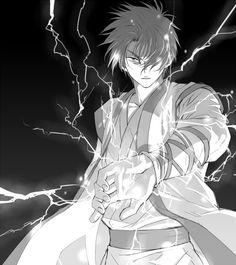 Hak | Lightning | Akatsuki no Yona