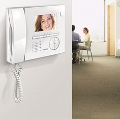 Sistema de portero automático y videoportero AMPLIAMENTO OFFERTA CLASSE 100 by BTICINO diseño Design Office BTicino