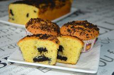 Miremirc - Briose cu biscuiti Oreo Muffin, Breakfast, Food, Fine Dining, Morning Coffee, Muffins, Cupcake, Meals, Morning Breakfast