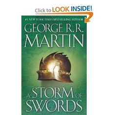 Amazon.com: A Storm of Swords (A Song of Ice and Fire, Book 3) (9780553106633): George R. R. Martin: Books