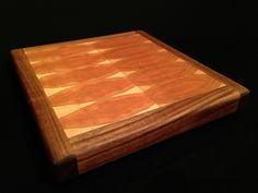 End Grain Cherry Cheeseboard