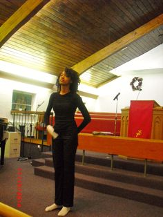 Victoria Young/Jewels of Christ Youth Dance Ministry.