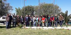 El Imida expone a una delegación cubana los proyectos de investigación relacionados con el cambio climático