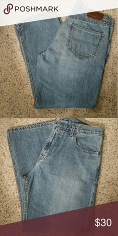 Men's Tommy Hilfiger jeans Men's Tommy Hilfiger jeans....Excellent condition... Freedom style....34/30...100% cotton Tommy Hilfiger Jeans Bootcut