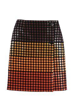 Bottega Veneta skirt [Photo: Thomas Iannaccone]