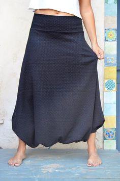 Harem Pants Women Loose Pants Baggy Pants Wide Pants Yoga