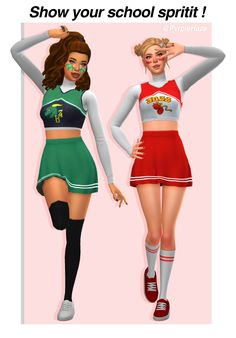 The Sims 4 Show your school spirit The Sims 4 Pc, Sims Four, Sims 4 Mm Cc, Sims 4 Cas, Sims 1, Mods Sims 4, Sims 4 Game Mods, Sims 4 Mods Clothes, Sims 4 Clothing