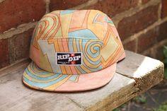 Rip 'n' Dip Acid Suede 5 Panel Camp Cap  £34.95