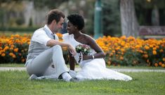 """A recent article reflects what we here at Beyond Black & White already knew–there is an """"absolute rise"""" in interracial marriages in the United States since 1980. But is it because we've realized the dream? Have we all overcome? Not necessarily, according to an article published in PriceEconomics called,Why Is Interracial Marriage on the Rise?Results …"""