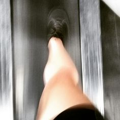 Treadmill vibes...