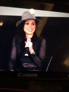 LanaParrilla during her panel #OUATVan [via katmtan]