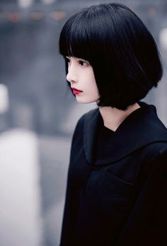 New Haircut Asian Hair Ideas Korean Beauty Girls, Pretty Korean Girls, Asian Beauty, Beautiful Chinese Girl, Beautiful Asian Women, Human Poses, Asian Hair, Japan Girl, Aesthetic Girl