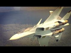 Irkut Corporation - Su-30SM Multi-Role Fighter With Naval Capabilities [1080p] - YouTube