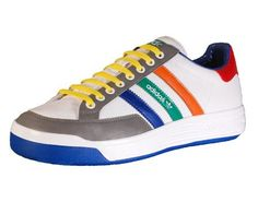 ec32ad5c1e Adidas Nastase Leather Mens Shoes White/multi-color Size 14 ** Additional  info