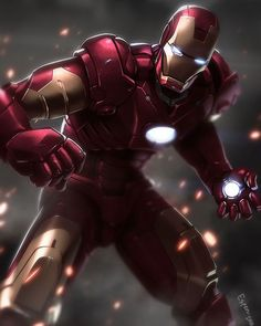 Marvel Comics: Iron Man