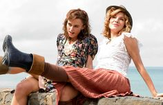 Keira Knightley and Sienna Miller