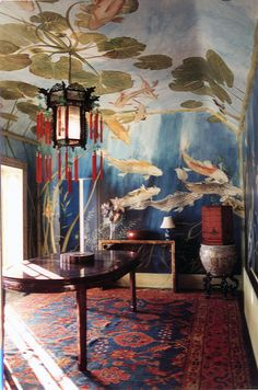 Murals and Decorative Painting - Dillon Murals