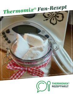 Marshmallows von Thermolinchen-HH. Ein Thermomix ® Rezept aus der Kategorie Desserts auf www.rezeptwelt.de, der Thermomix ® Community.