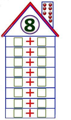 Состав чисел ============   ❺ Наша начальная школа ❺   VK Math Literacy, Preschool Math, Kindergarten Math, Teaching Math, Kids Math Worksheets, Math Resources, Math Activities, Math Addition, First Grade Math