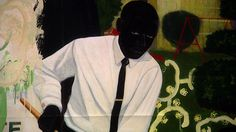 """Many Mansions"""" (detail; 1994) 