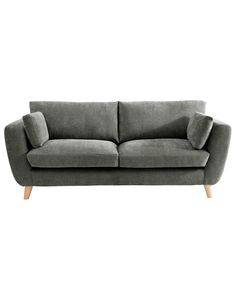 Sloane Large Sofa in Green | Sofas & Armchairs | ASDA direct