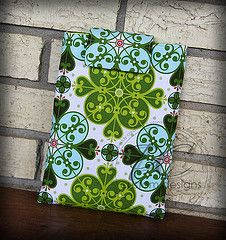 Another fun eReader/Kindle case/sleeve.