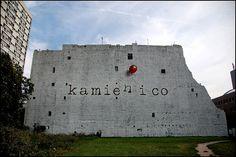 Mural in Warsaw