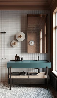 Interior Design Minimalist, Interior Modern, Bathroom Interior Design, Kitchen Interior, Interior Ideas, Restroom Design, Interior Colors, Interior Lighting, Interior Inspiration
