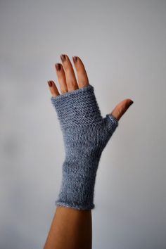 Items similar to Gray alpaca wool arm warmers, Gray women gloves, Winter gloves, Gray fingerless gloves,Gray accessories on Etsy Grey Gloves, Wool Gloves, Knitted Gloves, Wool Wash, Fingerless Mitts, Poncho, Knit Mittens, Alpaca Wool, Hand Warmers