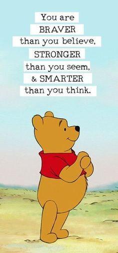Autor A. Milne hat unendlich viele inspirierende Sprüche in Winnie the P . - - Autor A. Milne hat unendlich viele inspirierende Sprüche in Winnie the P … … Disney Author A. Milne has infinite inspirational sayings in Winnie the P … – Disney Movie Trivia, Humour Disney, Winnie The Pooh Quotes, Cute Winnie The Pooh, Movie Facts, Pooh Bear, Cute Quotes, Cute Sayings, Sad Quotes