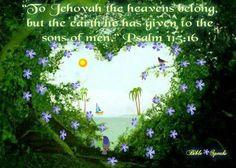 Psalm 115:16