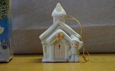 #Precious #Moments #Ornaments #chapel