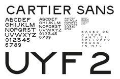 Yorgo&Co - Cartier Sans-serif