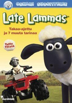 Late Lammas dvd:t  Meiltä löytyy jo: 1,2,5