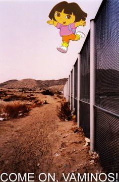 Dora needed work.