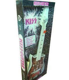 Kiss 1977 | Kiss 1977 toy guitar ☆ - KISS Army Image (30147760) - Fanpop ...