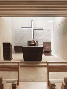 Roser Chapel,© Joan Guillamat