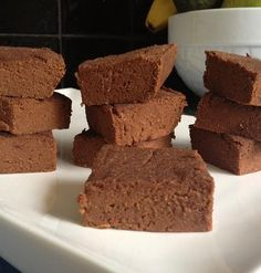 The Wholesome Athlete | Sweet Potato Brownies