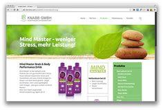 Knabb GmbH Stress, Fruit, Food, Website, Products, Essen, Meals, Psychological Stress, Yemek