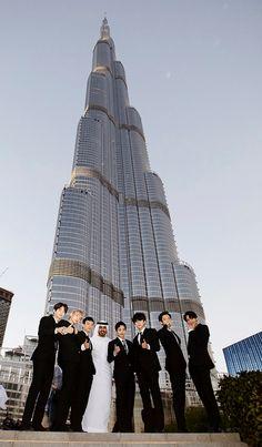 EXO in Dubai