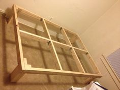 $30 DIY bed frame