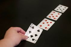 Sevens is a card game that can be played by children ages six years old and older. The gaol of the game is to play all of your cards from your hand before any of your opponents play their cards. ...