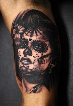 Nikko Hurtado « – TattooArtProject.com – The best realistic tattoo artists in the world.