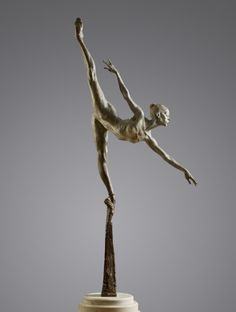 ❤ - Richard MacDonald | Penche Monet. One of my absolute favorites of his.