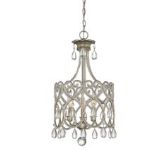 3 Light Mini Chandelier :: Boutique - Mini Chandeliers :: Products :: Savoy House Lighting
