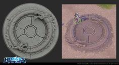 ArtStation - Heroes 2.0, Michael vicente - Orb