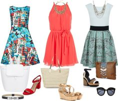 Dresses for the inverted triangle