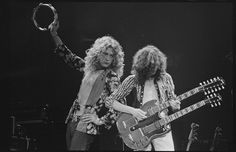 Singer Robert Plant and guitarist Jimmy Page of British rock group Led Zeppelin, in Get premium, high resolution news photos at Getty Images Jimmy Page, Rock N Roll, Led Zeppelin Albums, Page And Plant, Robert Plant Led Zeppelin, Jimi Hendrix Experience, John Bonham, Whole Lotta Love, Rock Songs