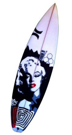surfboard art fashion