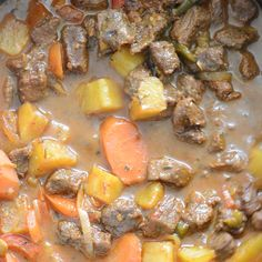 This delicious one pot meal (Stew Beef) consists of succulent pieces of meat seasoned and slow cooked with an abundance of herbs and spices. Lunch Recipes, Healthy Dinner Recipes, Healthy Cooking, Cooking Recipes, Meat Seasoning, Marinated Beef, Jamaican Recipes, Recipe Videos, Caribbean Recipes